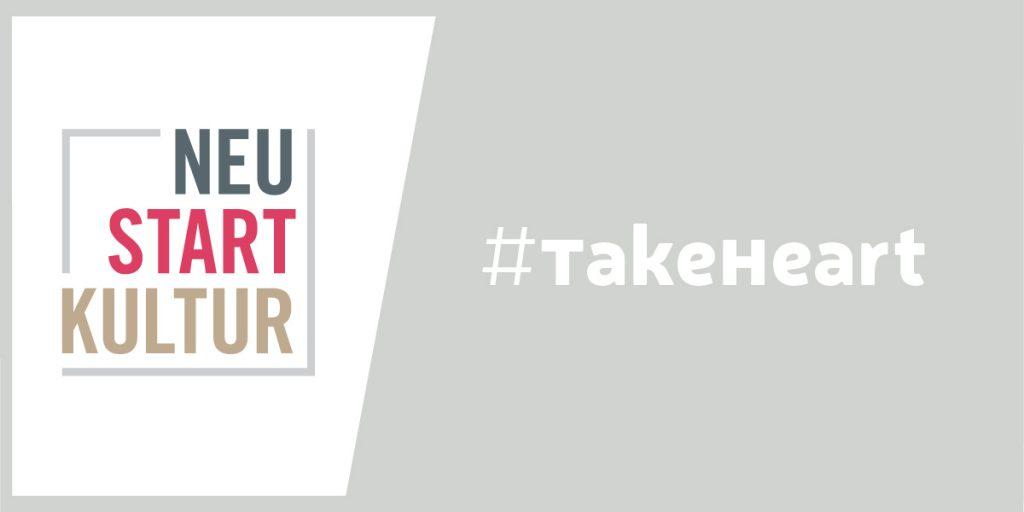 Unter #TakeHeart bringt der Fonds für Darstellende Künste sechs neue Förderprogramme heraus.